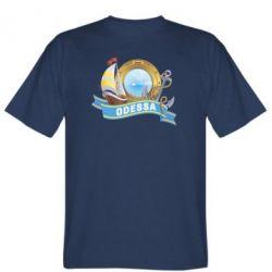 Мужская футболка Одесса - FatLine
