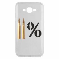 Чохол для Samsung J7 2015 Одинадцять відсотків