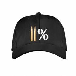 Детская кепка Одинадцать процентов - FatLine