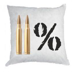 Подушка Одинадцать процентов - FatLine