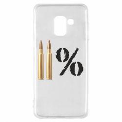 Чохол для Samsung A8 2018 Одинадцять відсотків