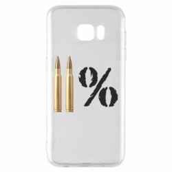 Чохол для Samsung S7 EDGE Одинадцять відсотків