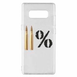 Чохол для Samsung Note 8 Одинадцять відсотків