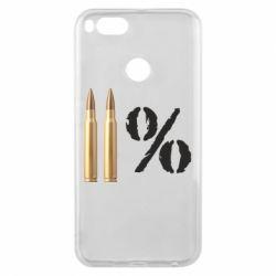 Чохол для Xiaomi Mi A1 Одинадцять відсотків