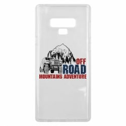 Чохол для Samsung Note 9 Off Road mountain adventure