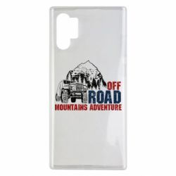 Чохол для Samsung Note 10 Plus Off Road mountain adventure