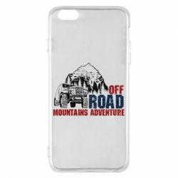 Чохол для iPhone 6 Plus/6S Plus Off Road mountain adventure