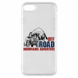 Чохол для iPhone 7 Off Road mountain adventure