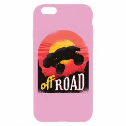 Чохол для iPhone 6 Plus/6S Plus Off Road