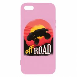 Чохол для iphone 5/5S/SE Off Road