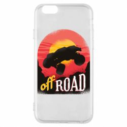 Чохол для iPhone 6/6S Off Road