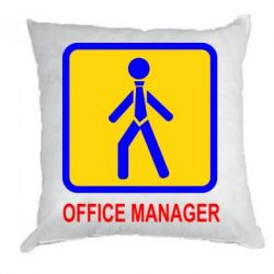 Подушка Office Manager