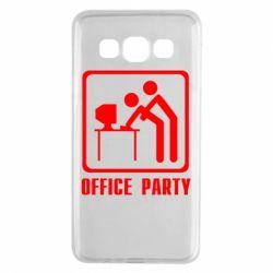 Чехол для Samsung A3 2015 Office Party