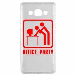 Чехол для Samsung A5 2015 Office Party