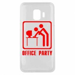 Чехол для Samsung J2 Core Office Party