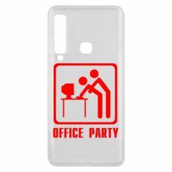 Чехол для Samsung A9 2018 Office Party