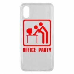 Чехол для Xiaomi Mi8 Pro Office Party