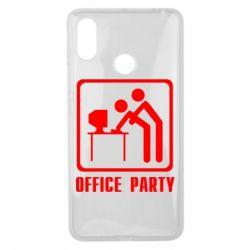 Чехол для Xiaomi Mi Max 3 Office Party