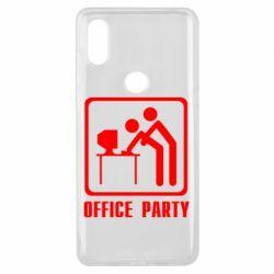 Чехол для Xiaomi Mi Mix 3 Office Party