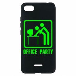 Чехол для Xiaomi Redmi 6A Office Party