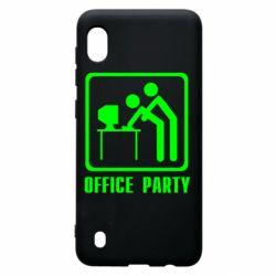 Чехол для Samsung A10 Office Party