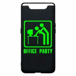 Чехол для Samsung A80 Office Party