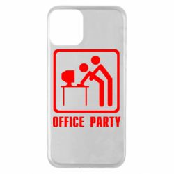 Чохол для iPhone 11 Office Party