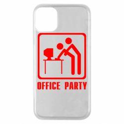 Чехол для iPhone 11 Pro Office Party