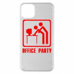 Чохол для iPhone 11 Pro Max Office Party
