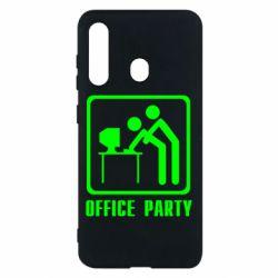 Чехол для Samsung M40 Office Party