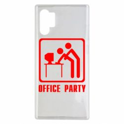 Чохол для Samsung Note 10 Plus Office Party