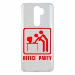Чехол для Xiaomi Redmi Note 8 Pro Office Party