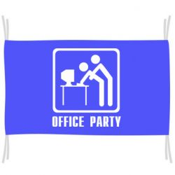 Прапор Office Party