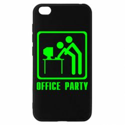 Чехол для Xiaomi Redmi Go Office Party