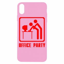 Чохол для iPhone X/Xs Office Party