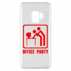 Чехол для Samsung S9 Office Party