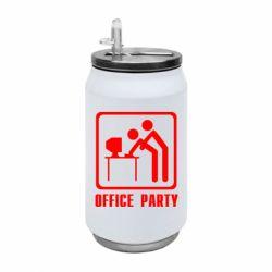 Термобанка 350ml Office Party