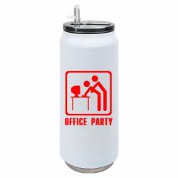 Термобанка 500ml Office Party