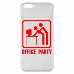 Чехол для iPhone 6 Plus/6S Plus Office Party