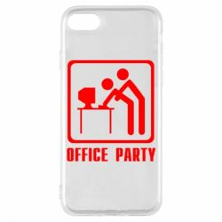 Чохол для iPhone 7 Office Party