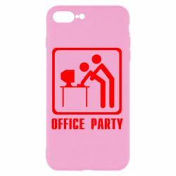 Чехол для iPhone 7 Plus Office Party