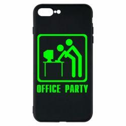 Чехол для iPhone 8 Plus Office Party