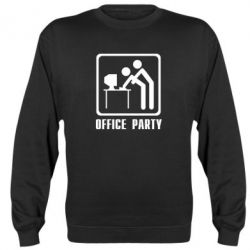 Реглан (свитшот) Office Party - FatLine