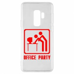 Чехол для Samsung S9+ Office Party