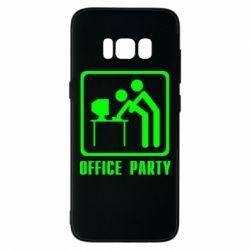 Чехол для Samsung S8 Office Party