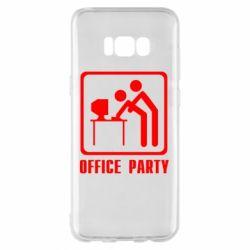 Чехол для Samsung S8+ Office Party