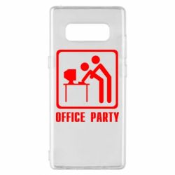 Чохол для Samsung Note 8 Office Party
