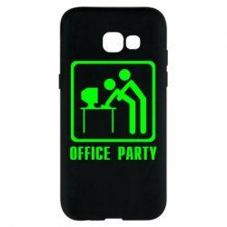 Чехол для Samsung A5 2017 Office Party