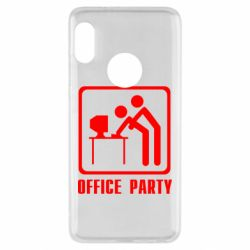 Чехол для Xiaomi Redmi Note 5 Office Party