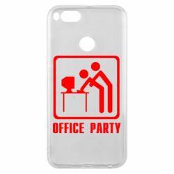 Чехол для Xiaomi Mi A1 Office Party